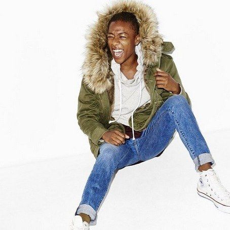 Samira Wiley, @whododatlikedat   23 Instagram Accounts To Follow For All Your Tomboy Style Inspiration
