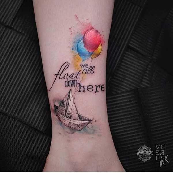. Zauberhafte Aquarell-Welten in zarten Farben für ganz persönliche Tattoo-Unikate Wenn du individuelle Tattoomotive magst, wirst du die Arbeiten von Alberto Cuerva lieben. Seine Aquarell-Tattoos sind wirklich einzigartig. Alberto arbeitet im Studio Asgard Tattoo in Southhampton, England. Seine T�…