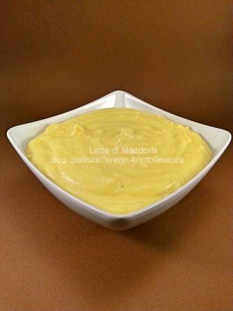 Crema Pasticcera all'Acqua