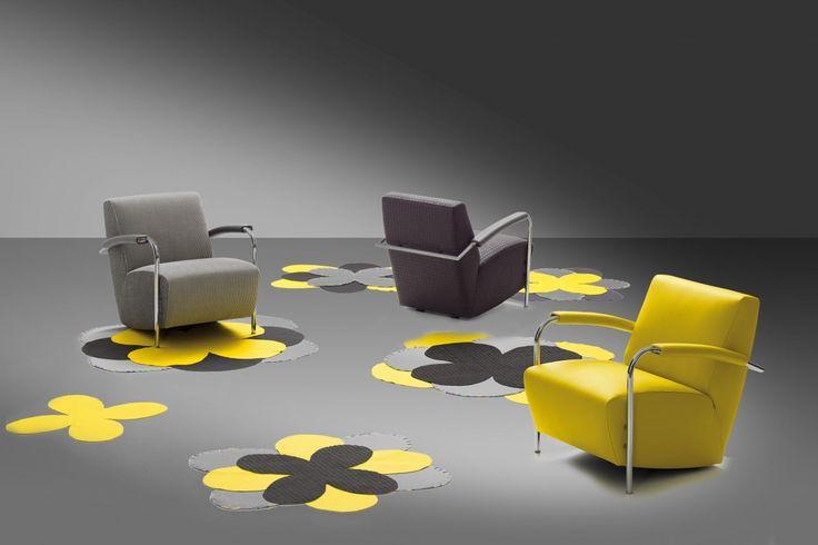 Fauteuils / Scylla flavours Leolux fauteuil