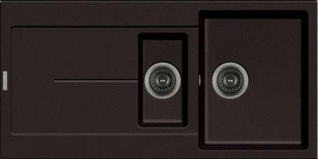 Enigma Hansloren zlewozmywak 1,5-komorowy z ociekaczem 500x1000x200 korek auto espresso - ENEO-2WAD  http://www.hansloren.pl/Zlewozmywaki-granitowe/Zlewozmywaki-1-komorowe/HANSLOREN
