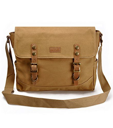 Mens Canvas Shoulder Bags Uk – Shoulder Travel Bag