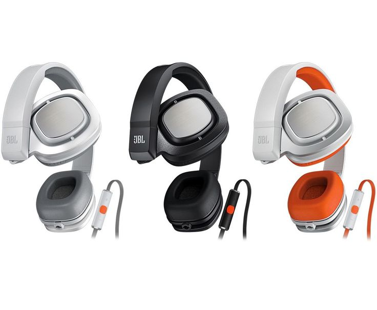 JBL J55i On-Ear PureBass Headphone With Mic (Color Options Available)