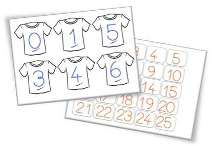 Ateliers numération : ranger les nombres en CP et CE1 | Bout de Gomme