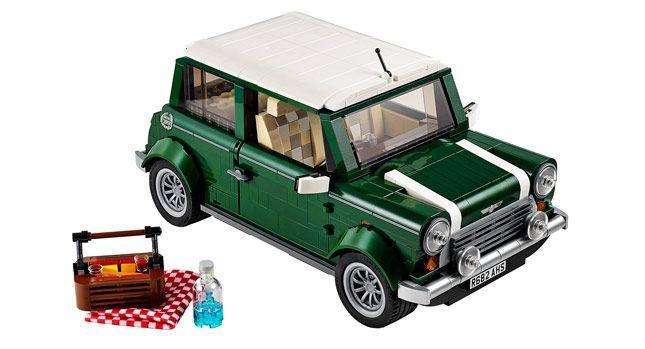 Mini Cooper Mk7 by LEGO a precios desde $99.99 en los EE.UU. » Los Mejores Autos