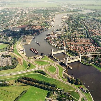 Holland IJssel Barrier