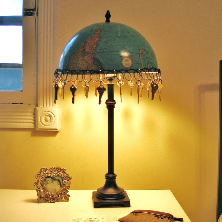 http://www.etsy.com/listing/46189034/globe-and-keys-lamp