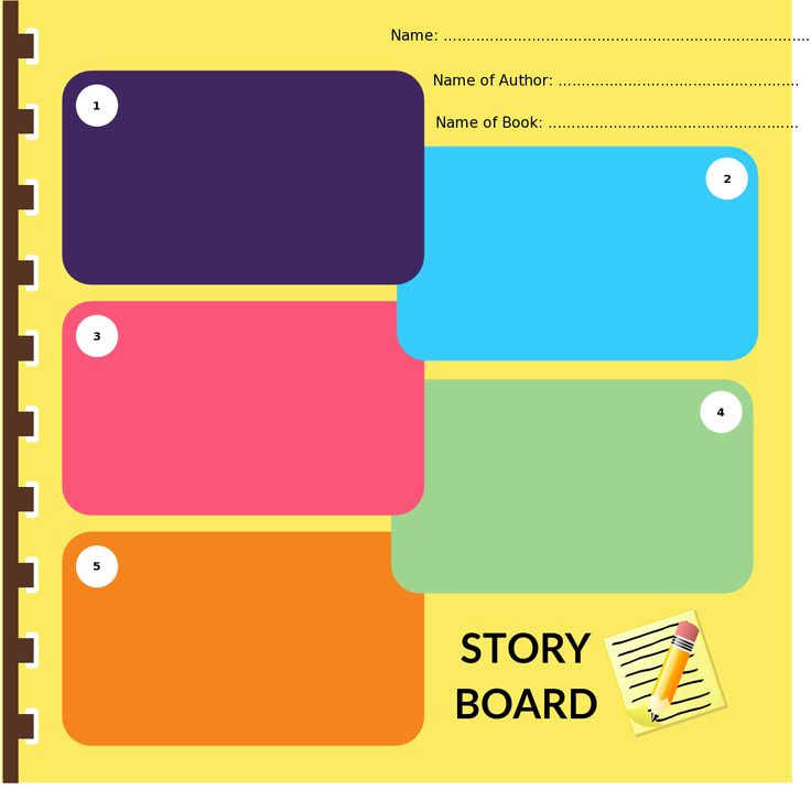 Best Storyboard Diagrams Images On   Template Role