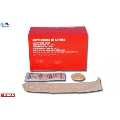 GIMA COPRISONDA IN LATTICE TRASPARENTE (CONF. 500 PZ.) A 66,99€