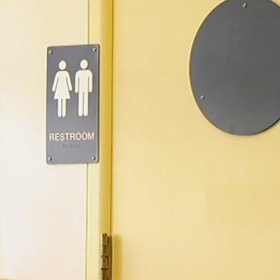 The 25 best gender neutral bathrooms ideas on pinterest for Transgender bathrooms in schools