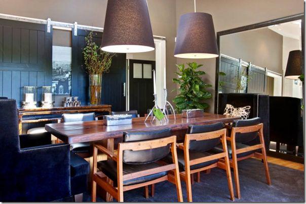 dining table houzz urrutia design