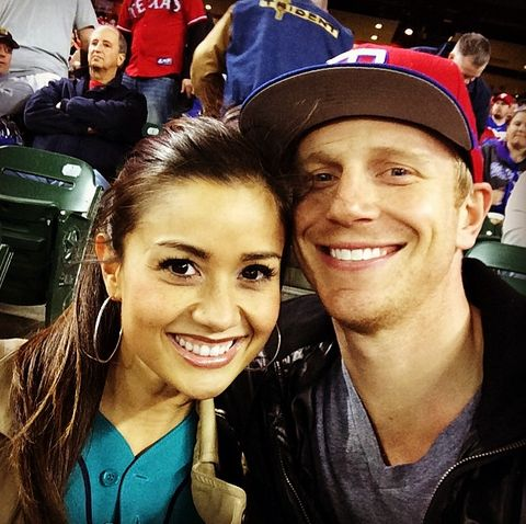 Sean and Catherine Lowe Tease Potential Date For Their Baby! When Are Sean and Catherine Lowe Having a Baby? We all thought Sean and Catherine Lowe might have had a special announcement to make — ahem, babies! — during the Bachelor 2015 Premiere on January 5, but alas, the reality TV couple isn't expecting just yet. So when could these two be starting a family? It looks like as soon as next year!