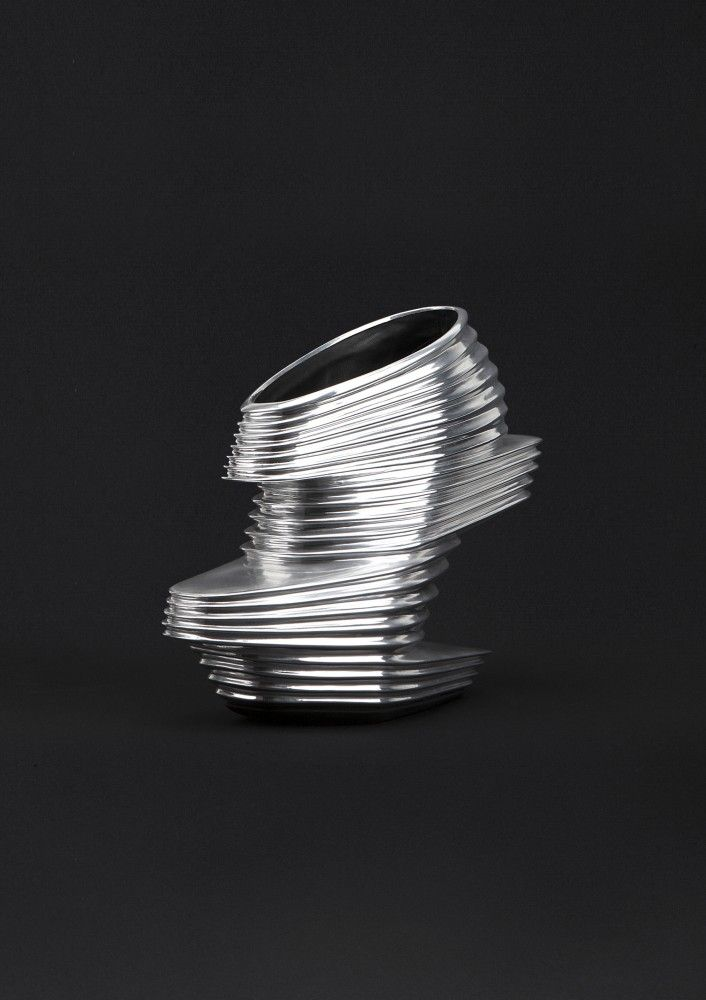 Zaha Hadid and United Nude Unveil the nOVa Shoe ~ Really? Would you wear these?
