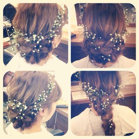 ヘアアレンジ♡ の画像|My Style