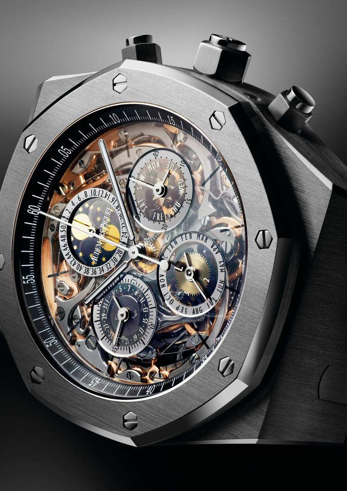Beautiful (Audemars Piguet) #AudemarsPiguet #luxury #luxurywatches