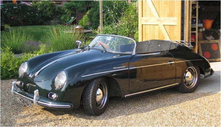 The Incomparable @porsche Speedster. Listed in Best Road Trip Cars And Where I'd Drive Them by Trevor Morrow Travel