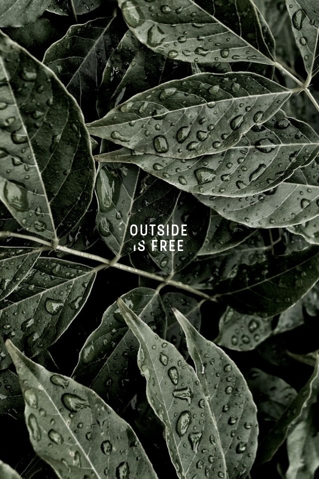 Outside is free. #madewithover Download and edit your own pins in Over today.