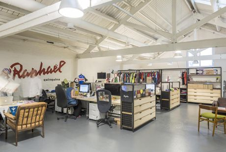 Jump designs Rapha HQ for road racing enthusiasts