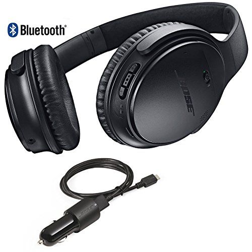 Bose QuietComfort 35 Bluetooth Wireless Noise Cancelling ...