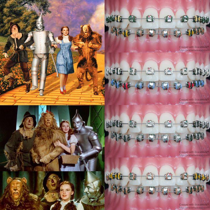 #TheWizardofOz #wizardofoz #oz #thewonderfulwizardofoz #technicolor #overtherainbow #judygarland #dorothy #dorothygale #scarecrow #tinman #cowardlylion #witch #witches #wickedwitch #wicked #movie #film #cinema #dental #dentistry #dentist #orthodontics #orthodontist #braces