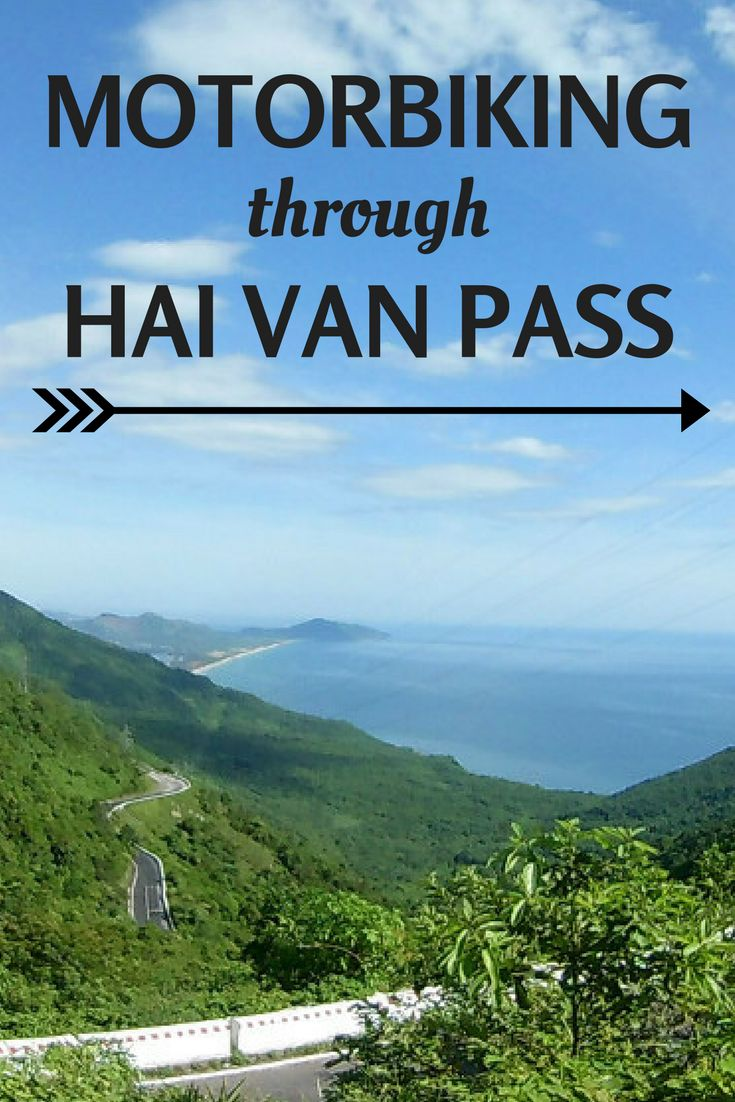 Hai Van Pass is one of the most popular motorbiking routes in Vietnam. Read about our motorbiking day through mountains and the family stay in Hue. #vietnam #motorbiking #haivanpass