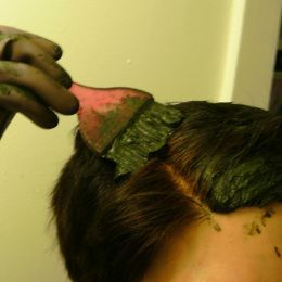 Herbal henna darkens hair acts as natural hair conditioner controls dandruff and also prevents hair loss. Due to natural cooling effect of the herbs used, improves eyesight and gives sound sleep. M…