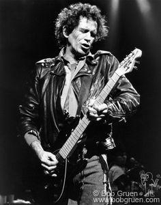 Bob Gruen, Rock and Roll Photographer - Rollings Stones Photos