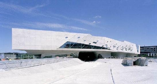 Phaeno - Zaha HadidWolfsberg Zaha, Zaha Hadid Architects, Science Centre, Nike Dunks, Discount Nike, Hadid Architecture, Woman Shoes, Science Center, Women Shoes