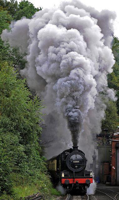 Leaving Grosmont | Flickr - Photo Sharing!