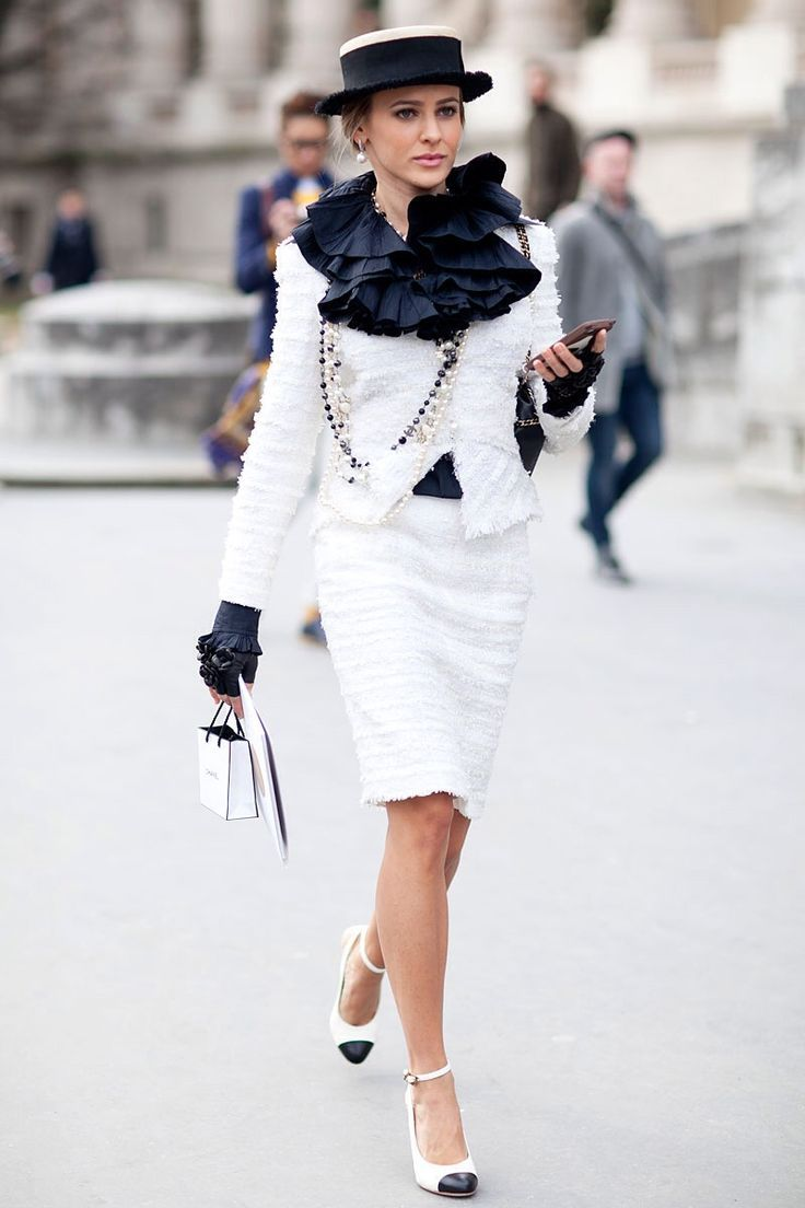 5 Surprising Facts About Chanel - Chanel is a French fashion house that produces luxury ready-to-wear clothes, leather goods and fashion accessories. Chanel as a brand was founded in 1... -  09c0c993a1e8f1c652d9b999c3c24dcc1 ~♥~ ...SEE More :└▶ └▶ http://www.pouted.com/5-surprising-facts-chanel/