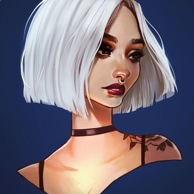 Xd sa ses moi plus tard en plus j adore les teinture blanche Heuuuuu...... Je ne te permet pas de me dire sa xd parce-que j adore min céliba Moin migraine plus de place dans le lis et dans ma tête pour moi xd J adore le  axcecible  c tj gentil sa