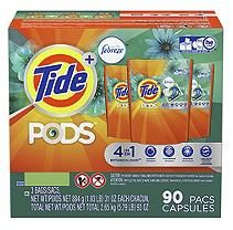 Tide Pods with Febreze (90ct.)