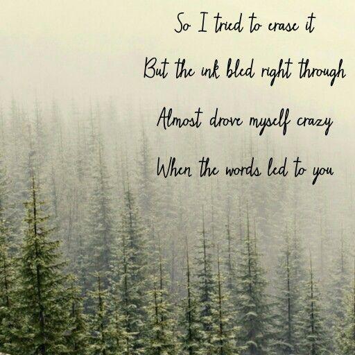 Damien Rice - Colour me in - Lyrics