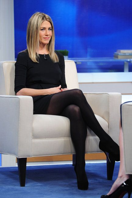 Jennifer Aniston: self-contained demure confident beauty <3 <3 <3