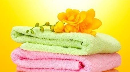 Как сделать махровые полотенца снова мягкими 0