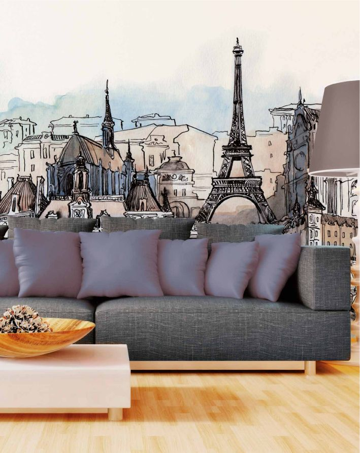 Carpenter: Papel Mural Colección Design Evolution (6)