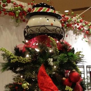 Celebrating Home Christmas Decor 2012