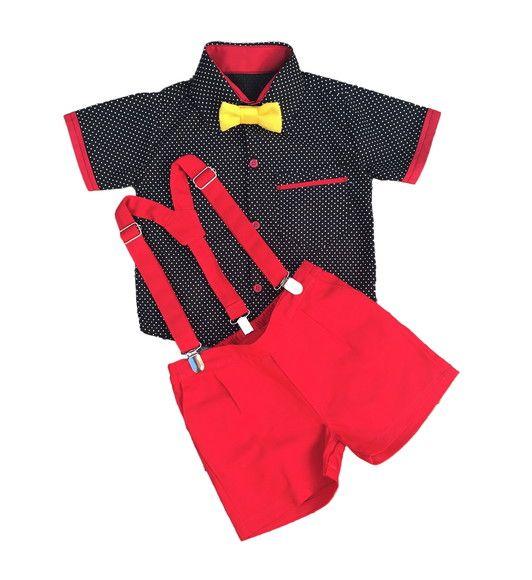 f4a631d3259 Compre Conjunto Mickey completo no Elo7 por R$ 95,00 | Encontre mais ...