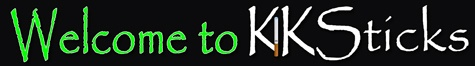 """Kik Sticks Electronic Cigarettes is your """"Best Electronic Cigarette Outlet""""  We offer a variety of products from Starter Kits, Cartomizers refills, Luxury Kits, Eliquids, Accessories and much much more!!  www.kiksticks.com"""