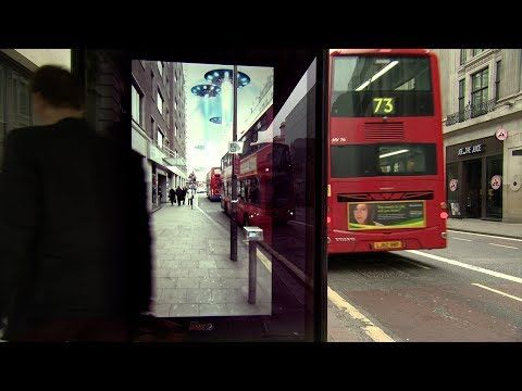 Unbelievable Bus Shelter | Pepsi Max. Unbelievable #LiveForNow - YouTube