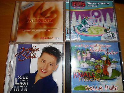4 CD`s, Musik für Baby´s und Kindersparen25.com , sparen25.de , sparen25.info