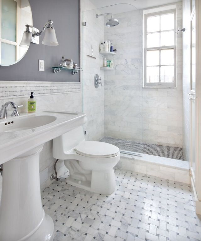17 best images about bathroom remodel inspiration on for Beautiful washrooms