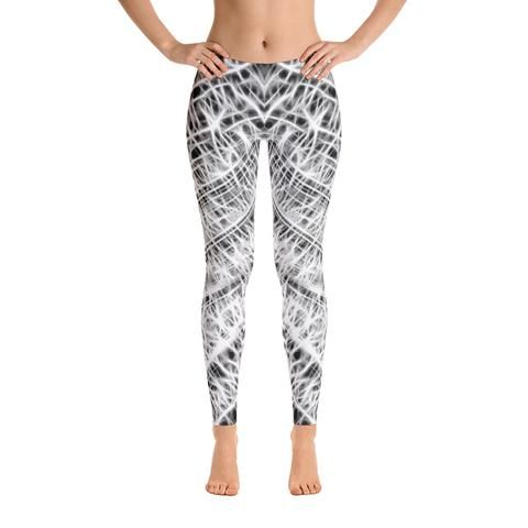 Stylish, durable, and a hot fashion staple. These polyester/spandex leggings are made of a comfortable microfiber yarn, and they'll never lose their stretch.