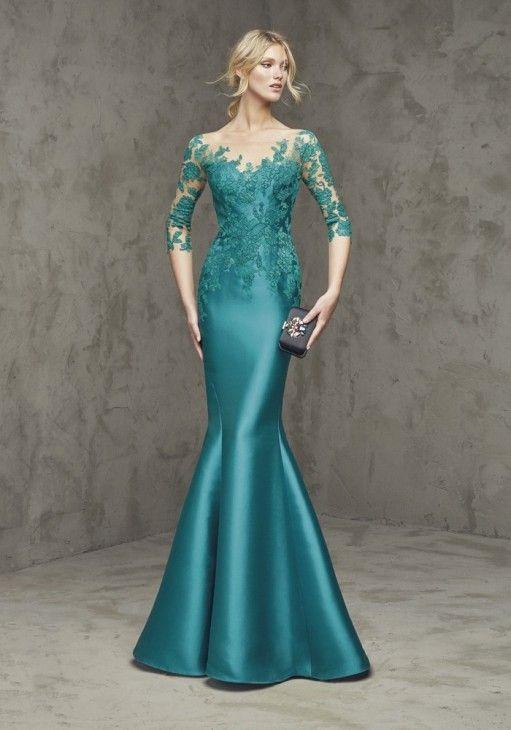 ba4b9842fff Vestido longo para madrinha de casamento  veja as cores da moda ...
