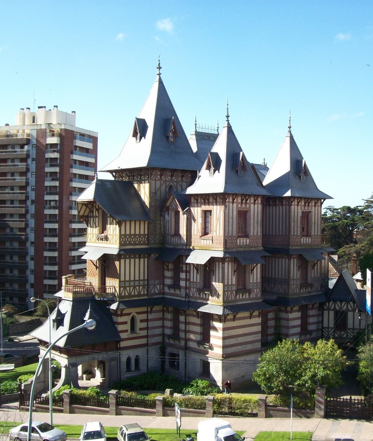 """Museo Municipal de Arte """"Juan Carlos Castagnino"""" - Mar del Plata. Argentina"""