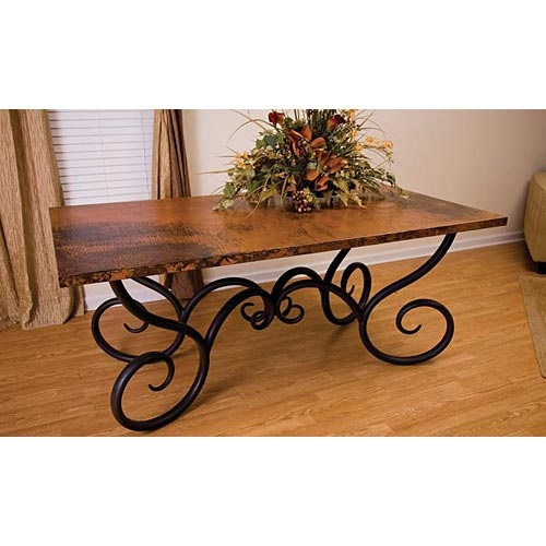 88 best images about wrought iron tables on pinterest for Iron coffee table set