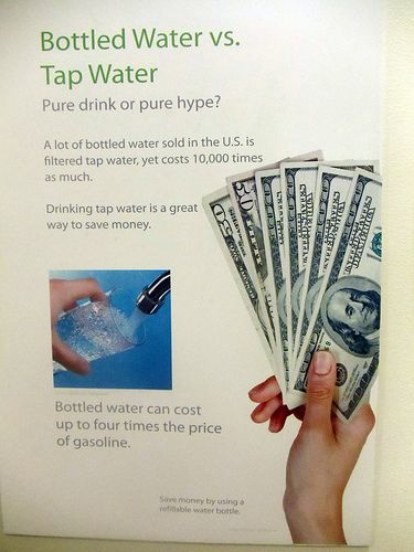 Is Bottled Water Really Safer Than Tap Water?