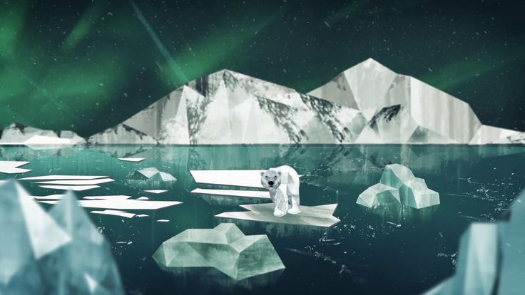 Crush | Greenpeace - Save The Arctic Animation