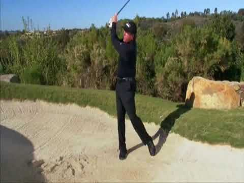 Phil Mickelson Bunker (subEagle.com) - YouTube