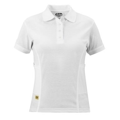 This stylish and sporty Snickers Ladies Polo Shirt has been specifically designed for the modern working women. Whatever your occupation, this fashionable polo will keep you snug, whilst its contemporary styling ensures this shirt is always in vogue.